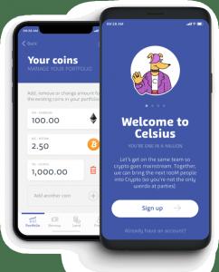 L'application de Celsius Network